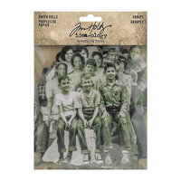 Idea-ology - Tim Holtz - Paper Dolls - Groups