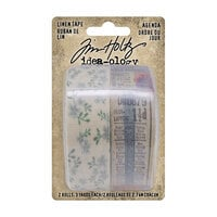 Idea-ology - Tim Holtz - Linen Tape - Agenda