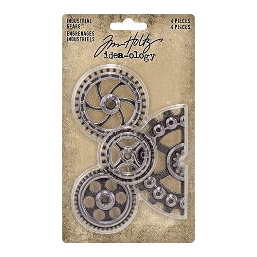 Idea-ology - Tim Holtz - Industrial Gears
