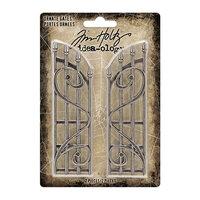 Idea-ology - Tim Holtz - Halloween - Ornate Gates