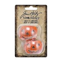 Idea-ology - Tim Holtz - Halloween - Jack-O-Lanterns