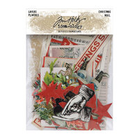 Idea-ology - Tim Holtz - Christmas - Layers
