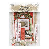 Idea-ology - Tim Holtz - Christmas - Baseboards