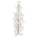 Advantus - Tree Of Life - Metal Tree Display - French Vanilla Finish with Open Heart, BRAND NEW