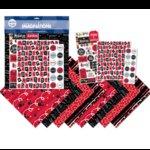 Creative Imaginations - Magic - 12x12 Scrapbook Kit - Disney