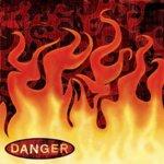 Creative Imaginations - Skull and Crossbones Collection - Paper - Danger