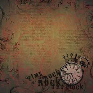 Creative Imaginations - Rock Star Collection by Marah Johnson - 12x12 Patterned Paper - Ready 2 Rock
