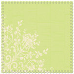Creative Imaginations - Narratives - Bloom Collection - 12 x 12 Die Cut Paper - Renaissance Meadow, CLEARANCE