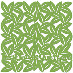 Creative Imaginations - Studio Basics 101 Collection - 12 x 12 Die Cut Paper - It's a Jungle