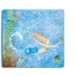Creative Imaginations - Oceana Collection - 12 x 12 Album
