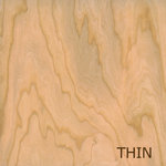 Creative Imaginations - Real Wood Collection - 12 x 12 Thin Wood Veneer Paper - Cherry