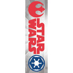 Creative Imaginations - Star Wars Collection - Cardstock Stickers - Star Wars Logo