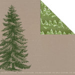 Creative Imaginations - Great Outdoors Collection - 12 x 12 Double Sided Paper - Great Outdoors