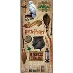 Creative Imaginations - Harry Potter Collection - Cardstock Stickers - Harry Potter