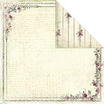 Creative Imaginations - Provencial Collection - 12 x 12 Double Sided Paper - Provencial