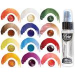 Creative Imaginations - Luminarte - Twinkling H2O's - Shimmering Watercolors - Ultimate Romance