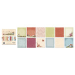 Creative Imaginations - Ragamuffin Collection - 6 x 6.75 Paper Pad