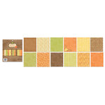 Creative Imaginations - Orchard Harvest Collection - 6 x 6 Paper Pad