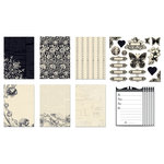Creative Imaginations - Antique Collection - Artist Trading Cards Pack
