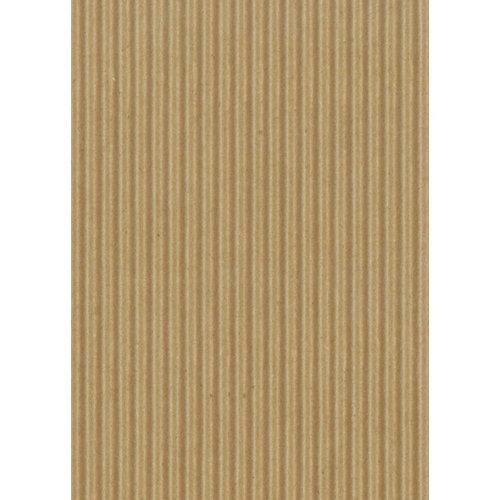 Creative Imaginations - Artist Trading Cards - Kraft Corrugated