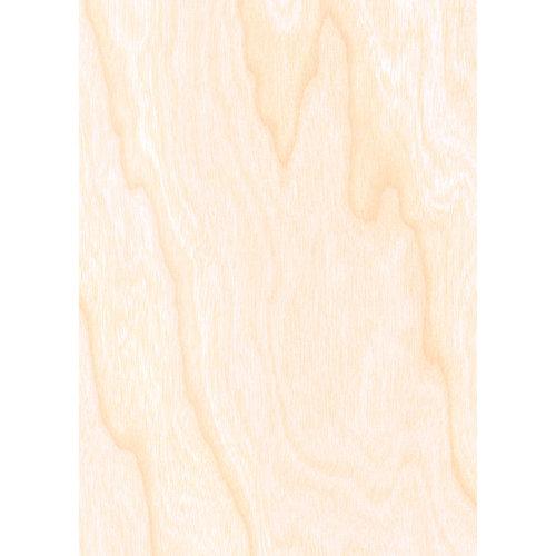Creative Imaginations - Artist Trading Cards - Birch Wood