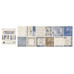Creative Imaginations - Oceanside Collection - 6 x 6 Paper Pad