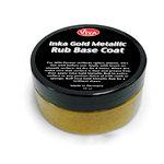 Splash of Color - Viva Colour - Inka Gold Metallic Rub Base Coat - Gold