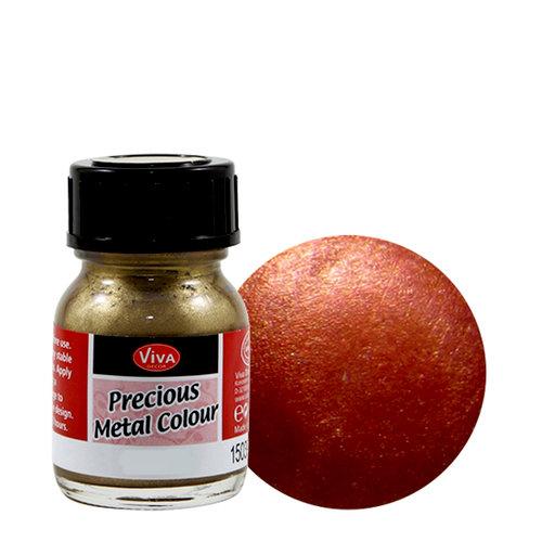 Splash of Color - Viva Colour - Precious Metal Effect Paint - Copper