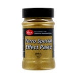 Splash of Color - Viva Colour - Ferro Special Effect Paste - Amber Gold