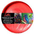 Splash of Color - Luminarte - Silks - Acrylic Glaze - Coral Berry