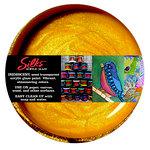 Splash of Color - Luminarte - Silks - Acrylic Glaze - Emperor Gold