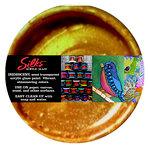Splash of Color - Luminarte - Silks - Acrylic Glaze - Honey Amber