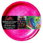 Splash of Color - Luminarte - Silks - Acrylic Glaze - Pink Azalea