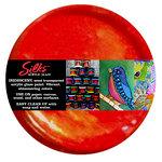 Splash of Color - Luminarte - Silks - Acrylic Glaze - Spicy Tomato