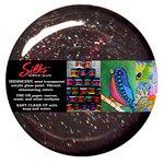 Splash of Color - Luminarte - Silks - Acrylic Glaze - Black Ice