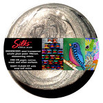 Splash of Color - Luminarte - Silks - Acrylic Glaze - Silver Bells