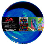 Splash of Color - Luminarte - Silks - Acrylic Glaze - Majestic Blue