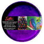 Splash of Color - Luminarte - Silks - Acrylic Glaze - Boysenberry
