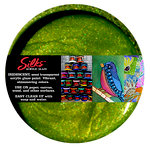 Splash of Color - Luminarte - Silks - Acrylic Glaze - Pretty Peridot