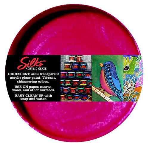 Splash of Color - Luminarte - Silks - Acrylic Glaze - Ginger Flower