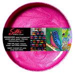 Splash of Color - Luminarte - Silks - Acrylic Glaze - Raspberry Wine
