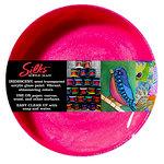 Splash of Color - Luminarte - Silks - Acrylic Glaze - Plumeria