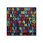 Creative Imaginations - Melange - Celebrate Me Collection - 12 x 12 Cardstock Stickers - Alphabet