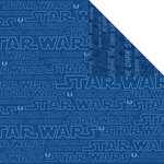 Creative Imaginations - Star Wars Collection - 12 x 12 Double Sided Paper - Darkside