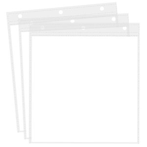 Creative Imaginations 12 x 12 - 405 Refill Page Protectors