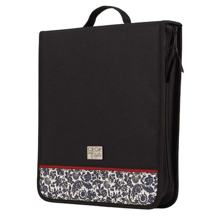 Crop In Style - Red, Black and Cream Collection - PSB Binder