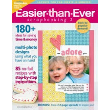 Creating Keepsakes - Easier-than-Ever Scrapbooking 2, BRAND NEW