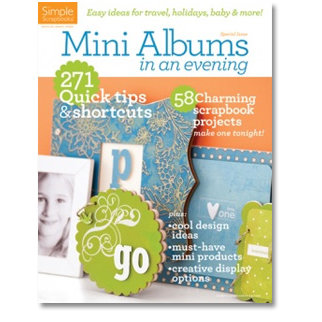 Simple Scrapbooks - Mini Albums in an Evening