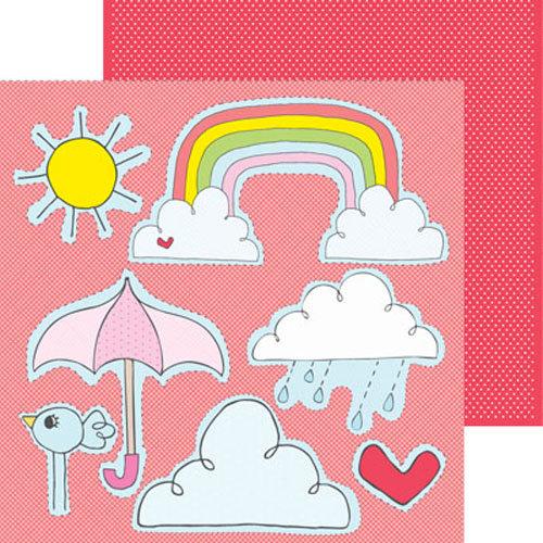 Clever Handmade - Iron Ons - Rainbow