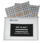 C-Line - Zip 'N Go - Expanding Portfolio - Circle Series